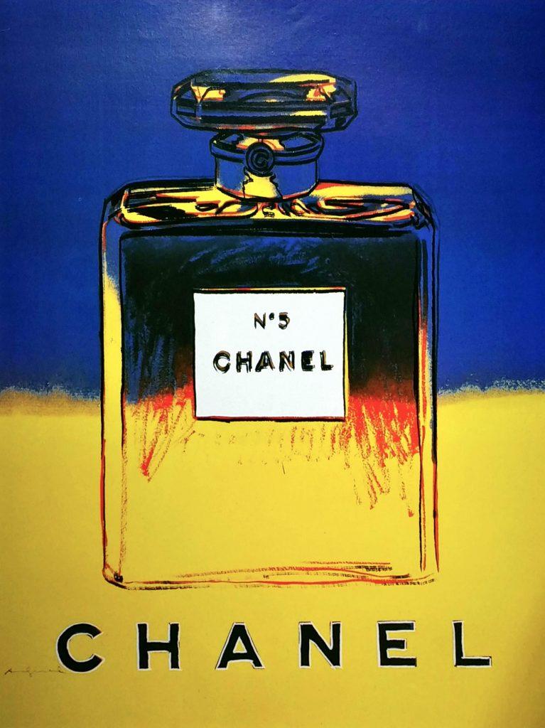 CHANEL-No.5②」オフセットリトグラフ70.5×54.2cm.jpg