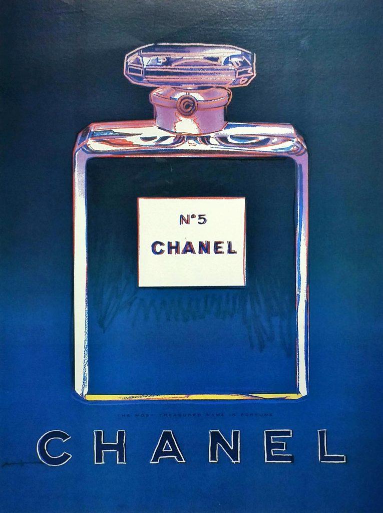 CHANEL-No.5④」オフセットリトグラフ71.2×53.6cm.jpg