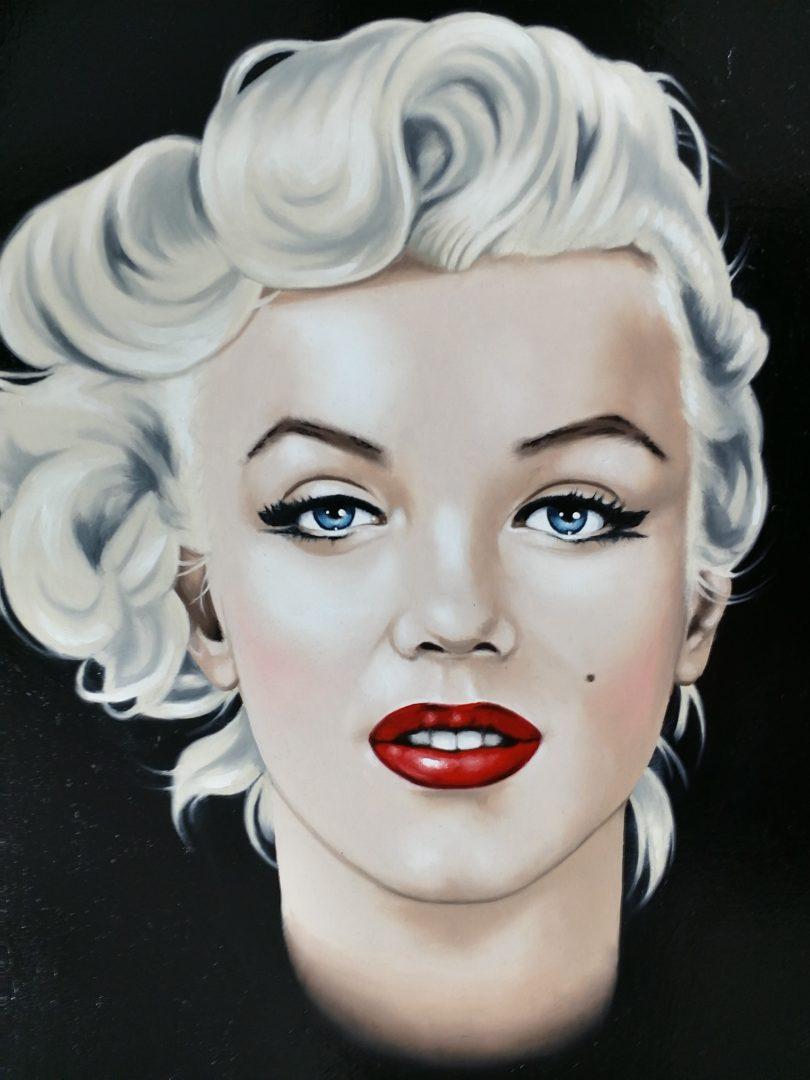Marilyn-Monroe」油彩10号2002-122.jpg