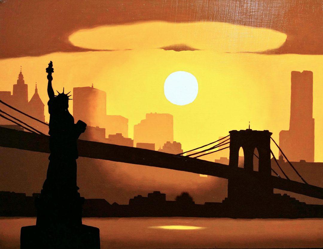 New-York」油彩6号1905-07.jpg