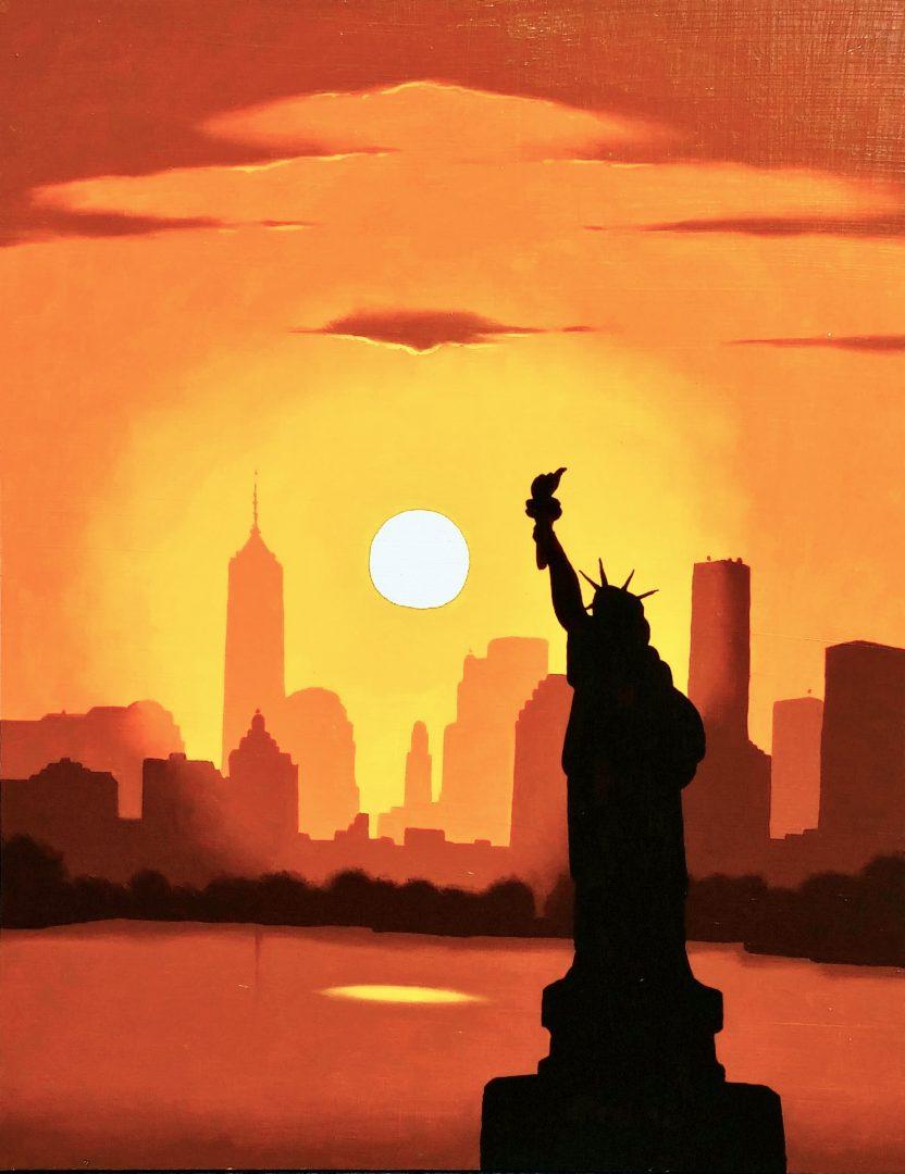 New-York」油彩6号1905-09.jpg