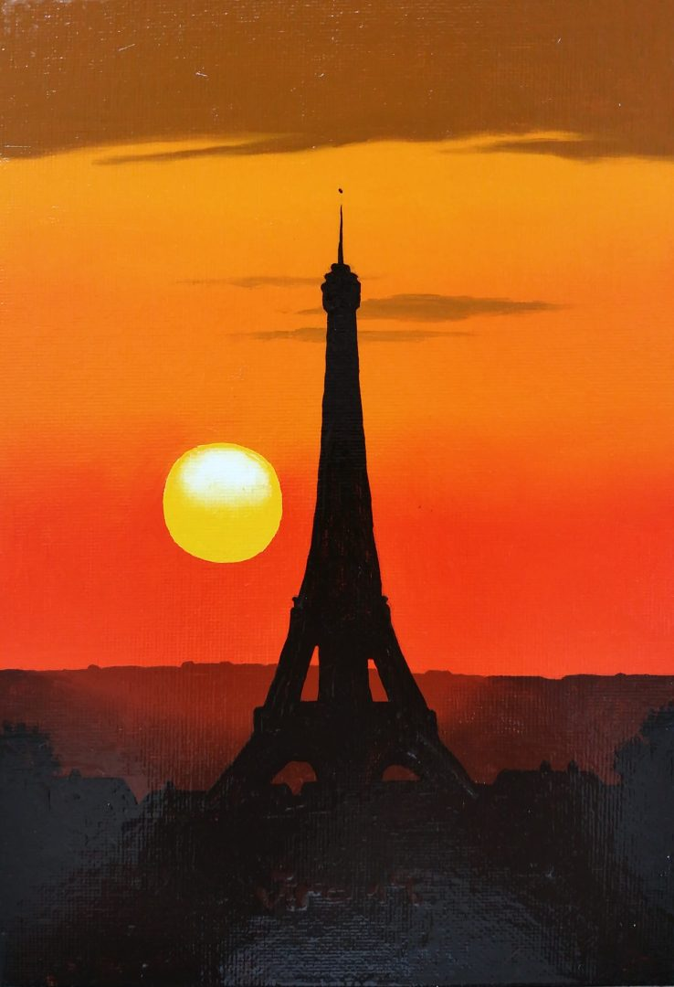 Paris」油彩SM2002-081.jpg