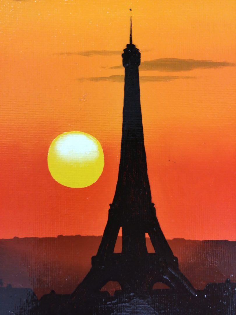 Paris」油彩SM2002-082.jpg