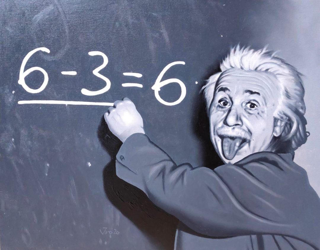 Portrait-Albert-Einstein」油彩6号2101-01.jpg