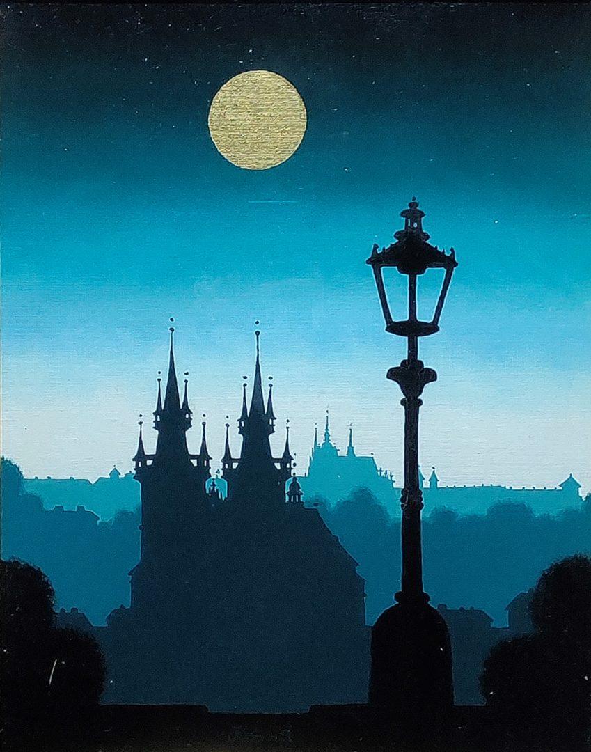 Prague」油彩6号1907-121.jpg
