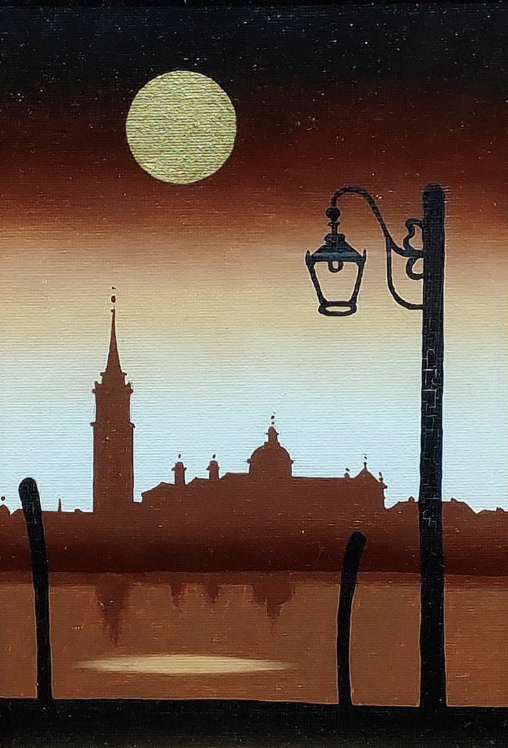 Venice」油彩SM1907-141.jpg