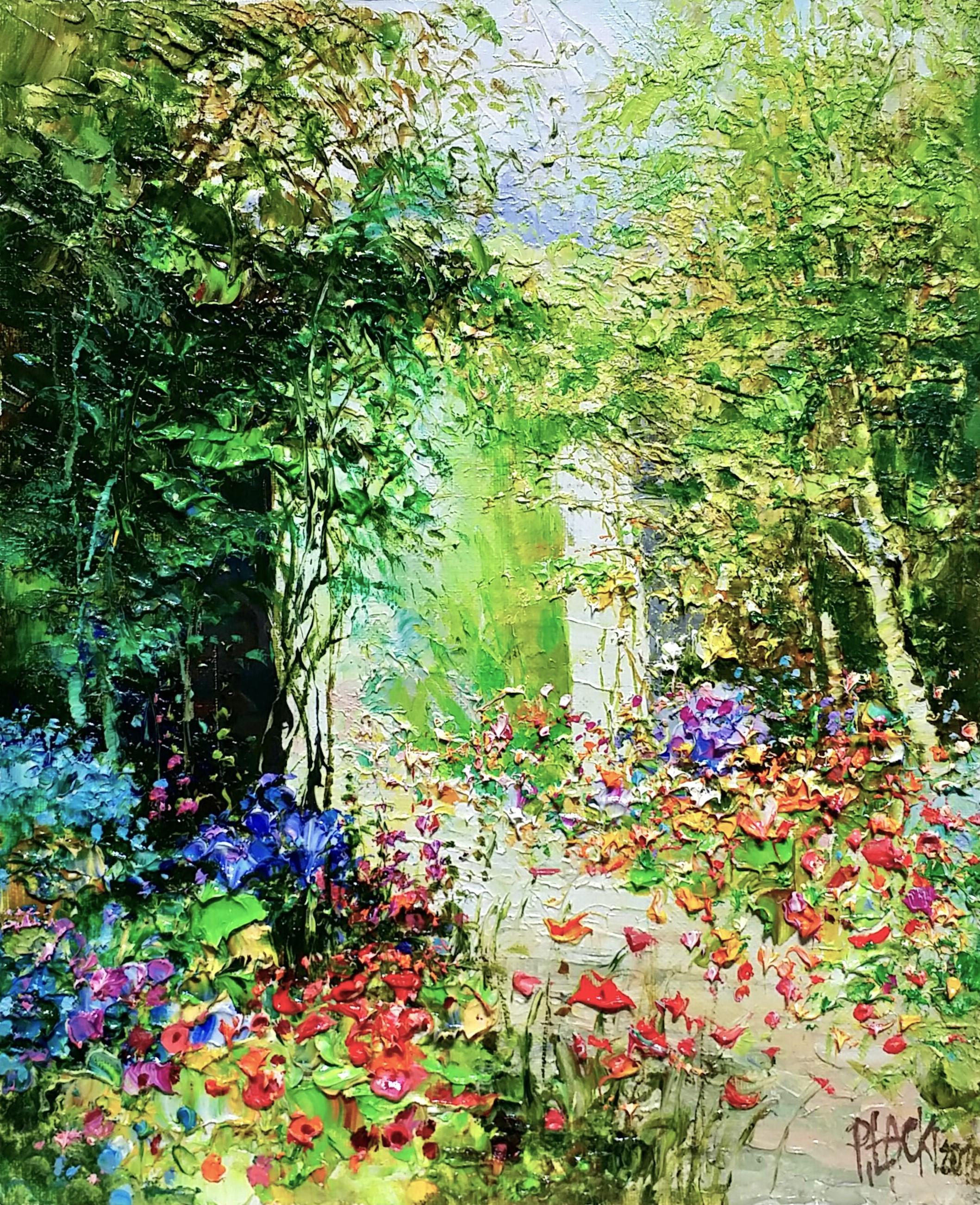 Enchanted-garden」油彩3号1808-04.jpg