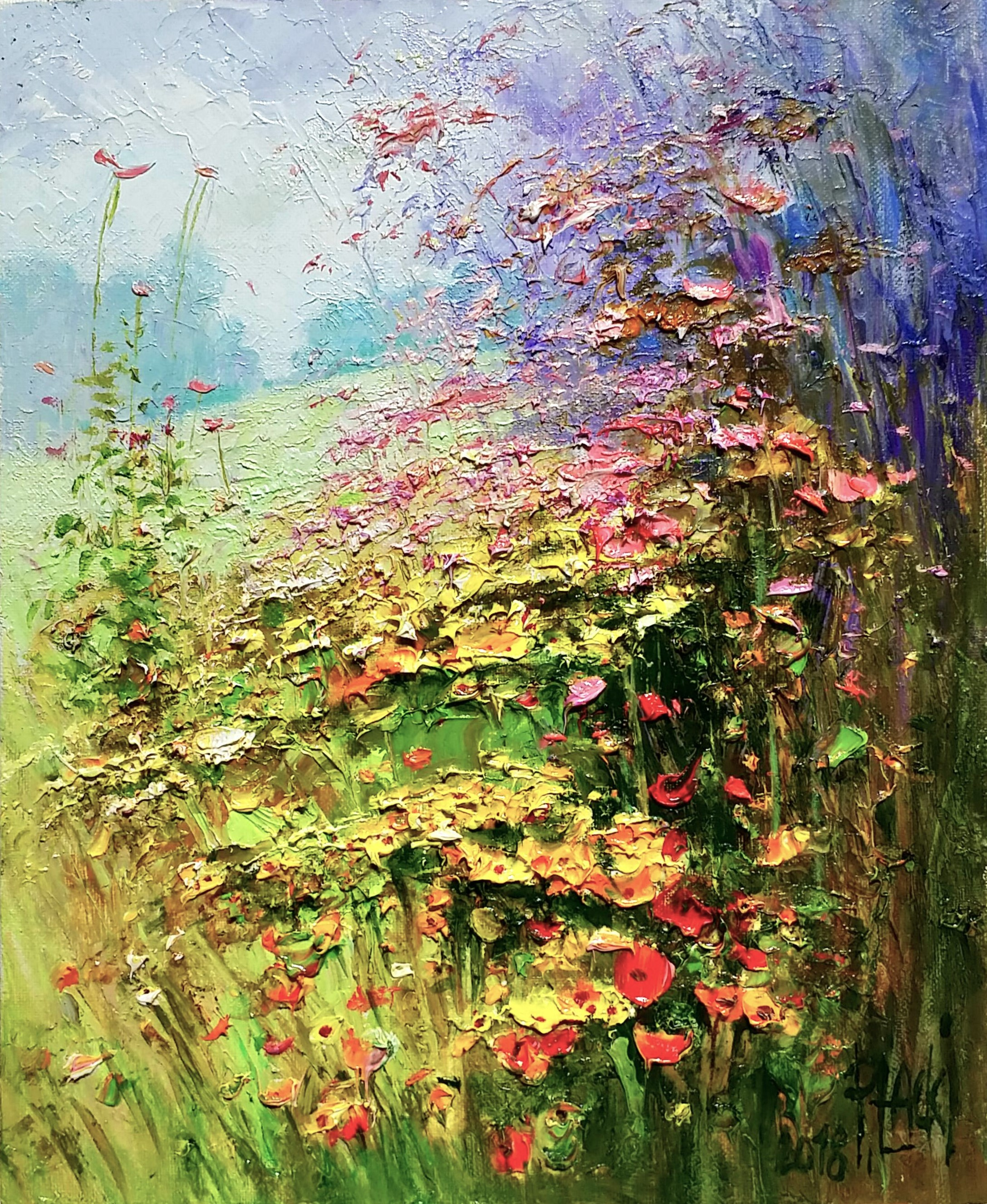 Flower-symphony」油彩3号1808-17.jpg