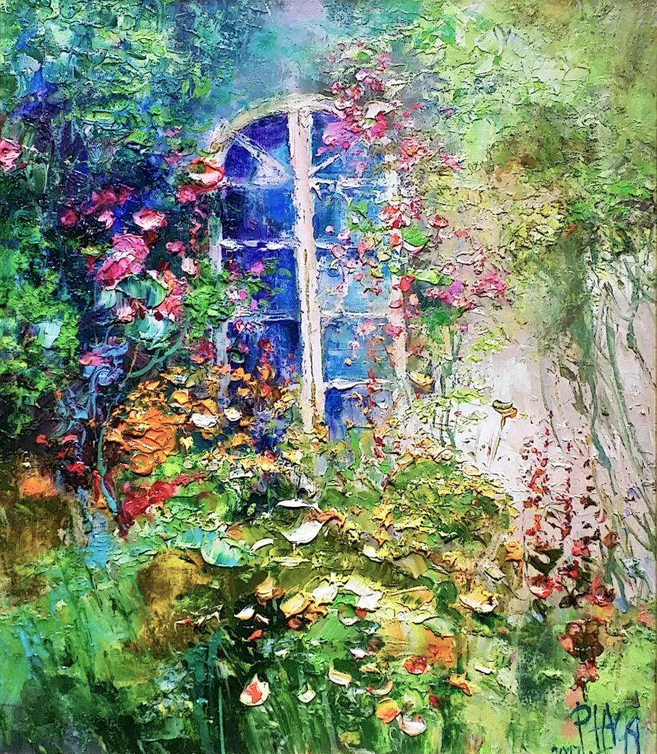 Magic-window」油彩6号1707-321.jpg