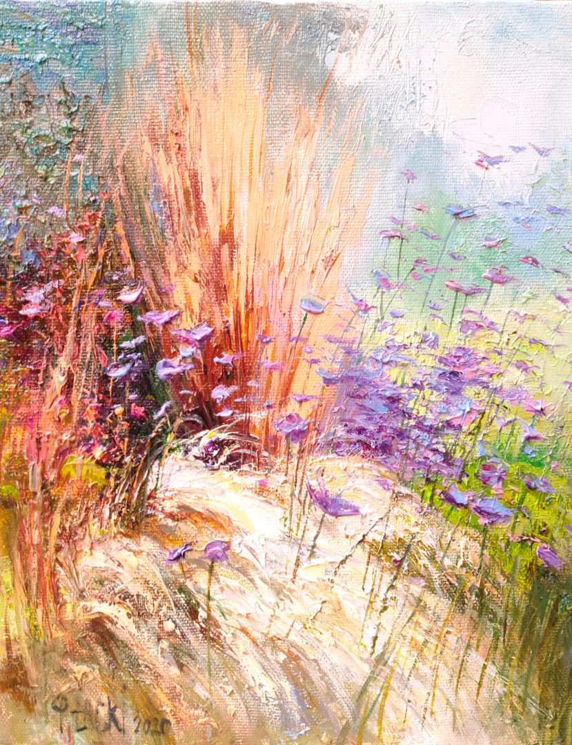 Meadow-flowers」油彩3号2101-251.jpg