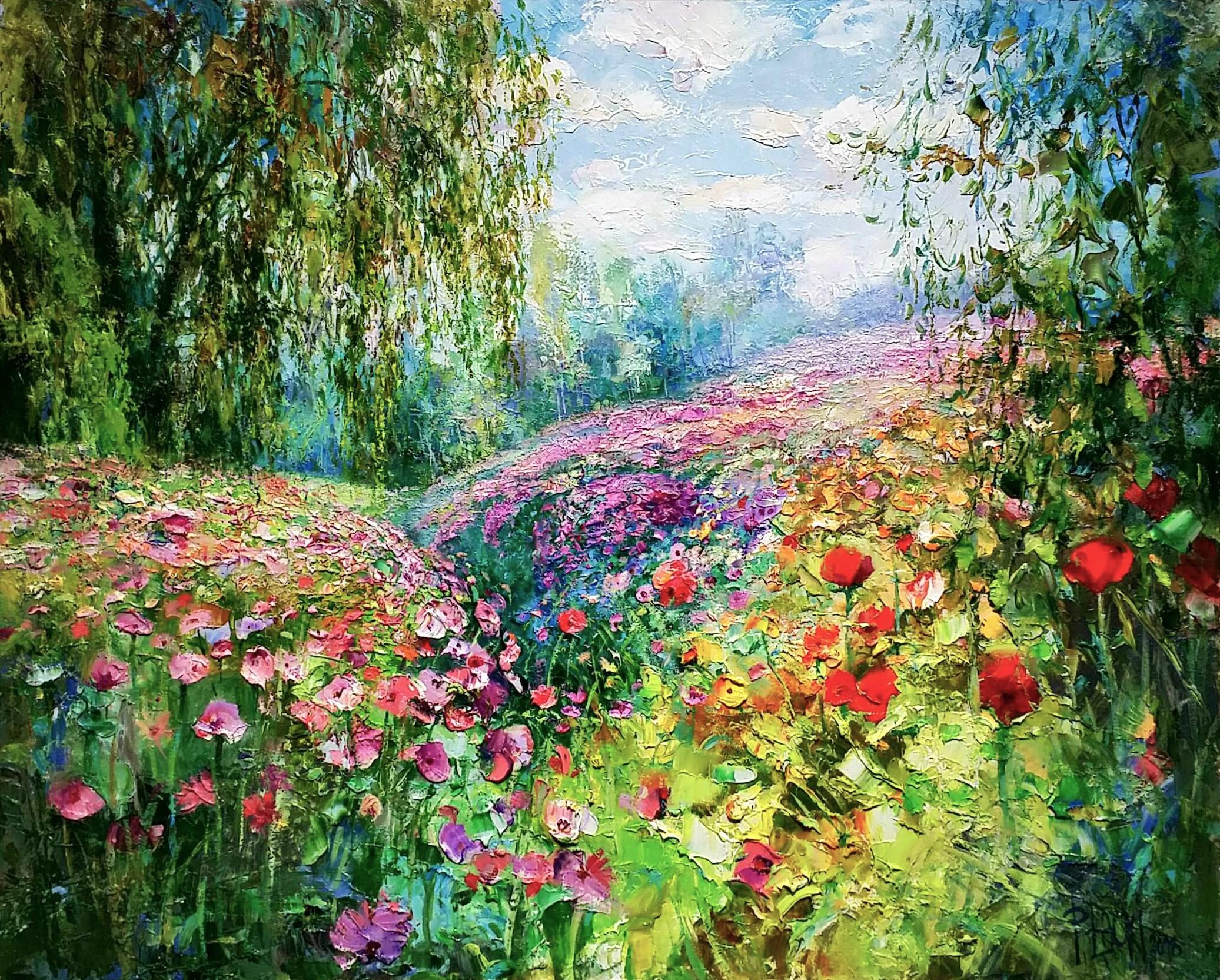 Meadow-flowers」油彩65×81cm1808-20.jpg