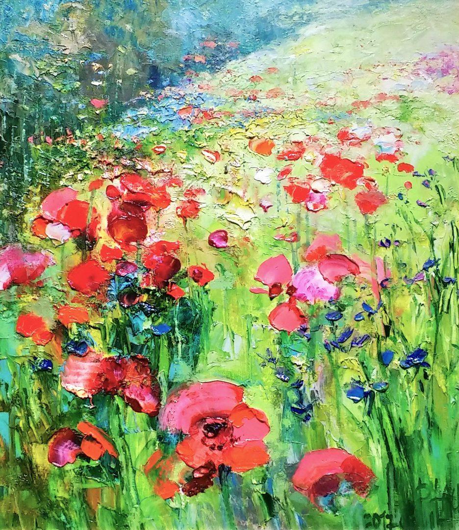 Poppy-field」油彩6号1707-331.jpg