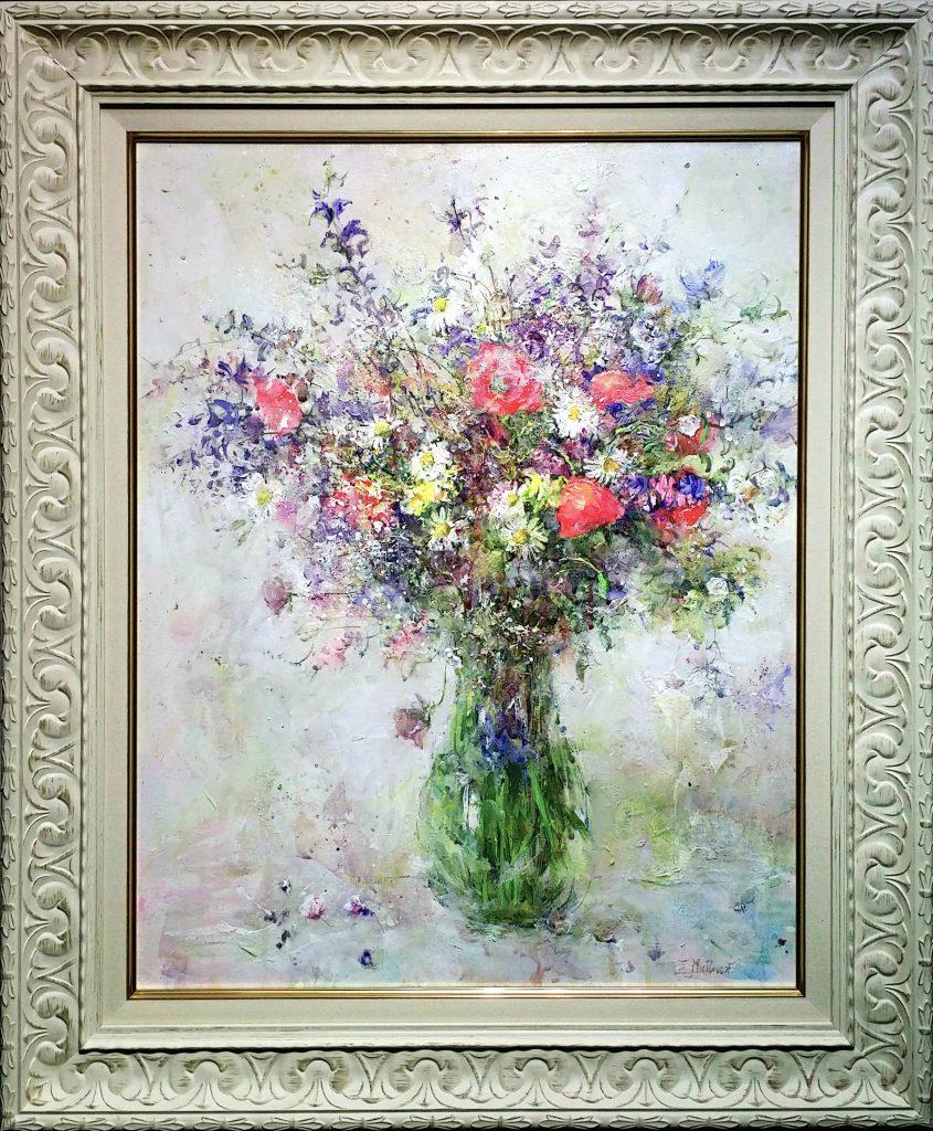 Field-flower」油彩12号1810-252-1.jpg