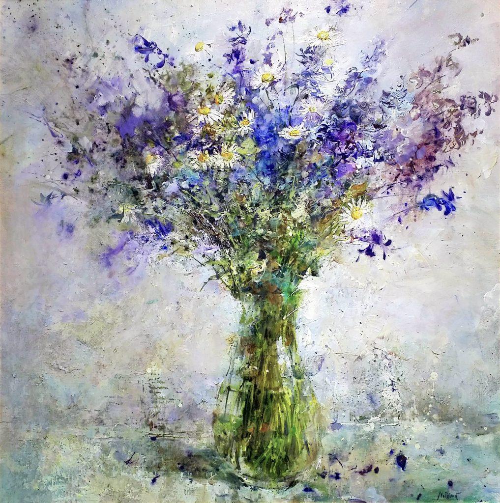 Margaret-flower」油彩12号1810-241.jpg