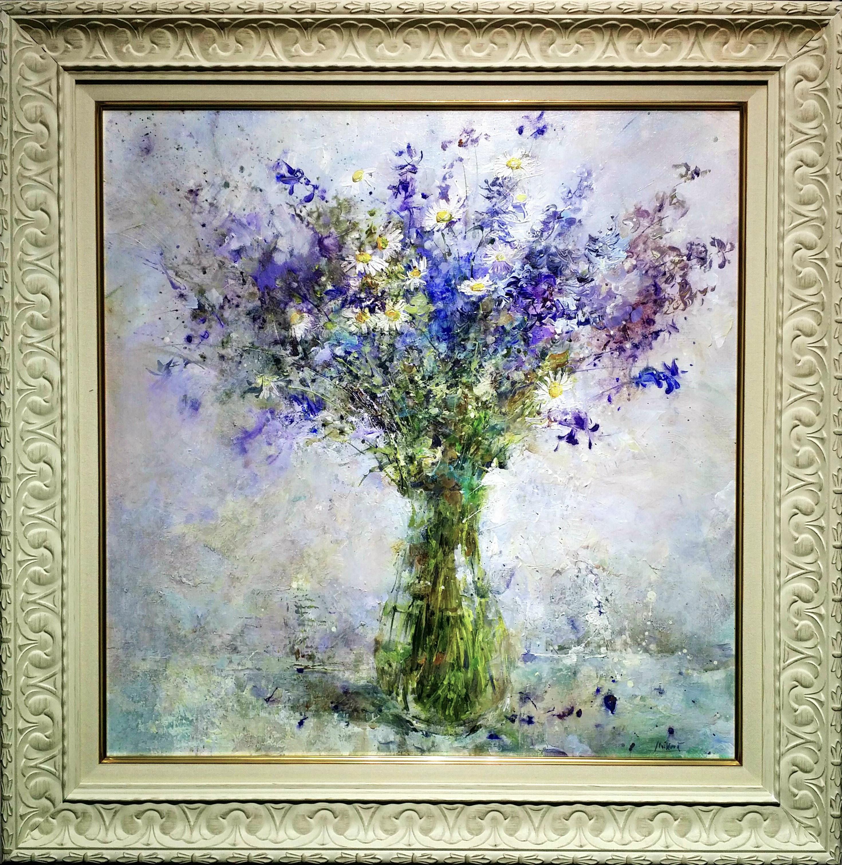 Margaret-flower」油彩12号1810-242.jpg