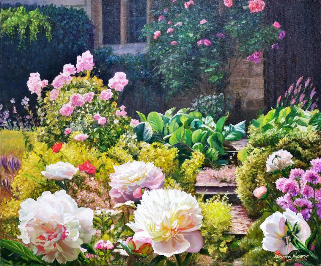 Backyard-garden」油彩12号1905-32.jpg