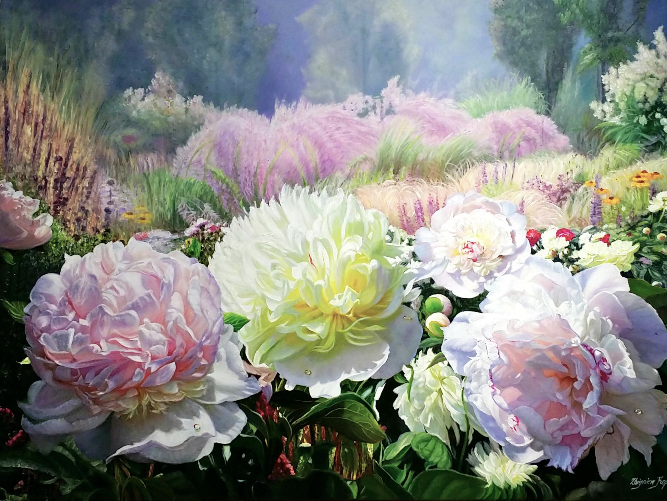 Dance-of-flowers」油彩60×80cm.jpg