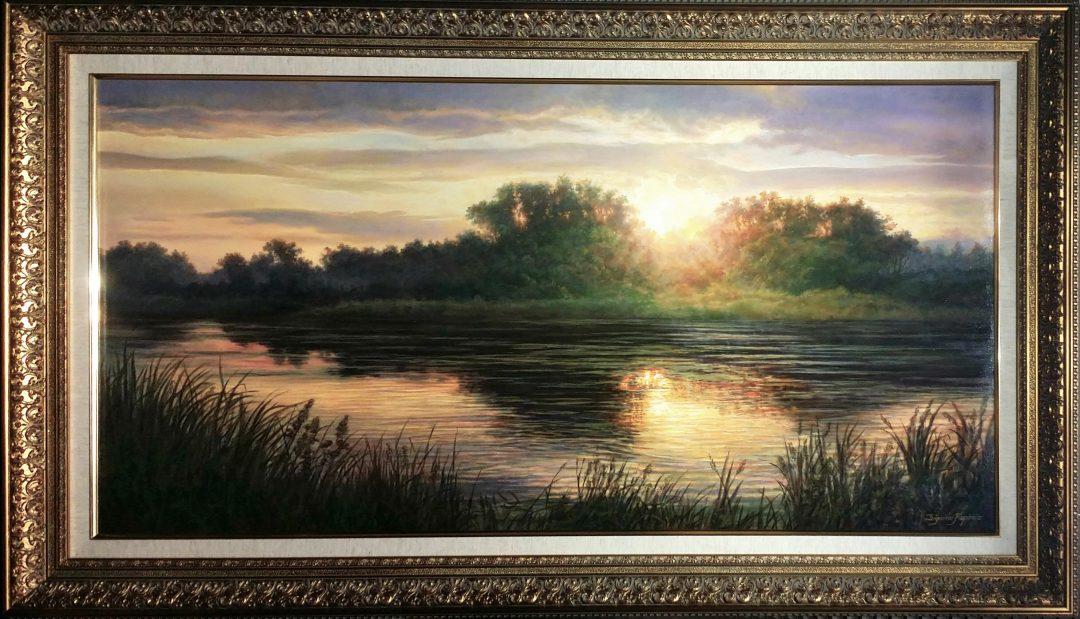 Sunset」60×120cm1704-292.jpg