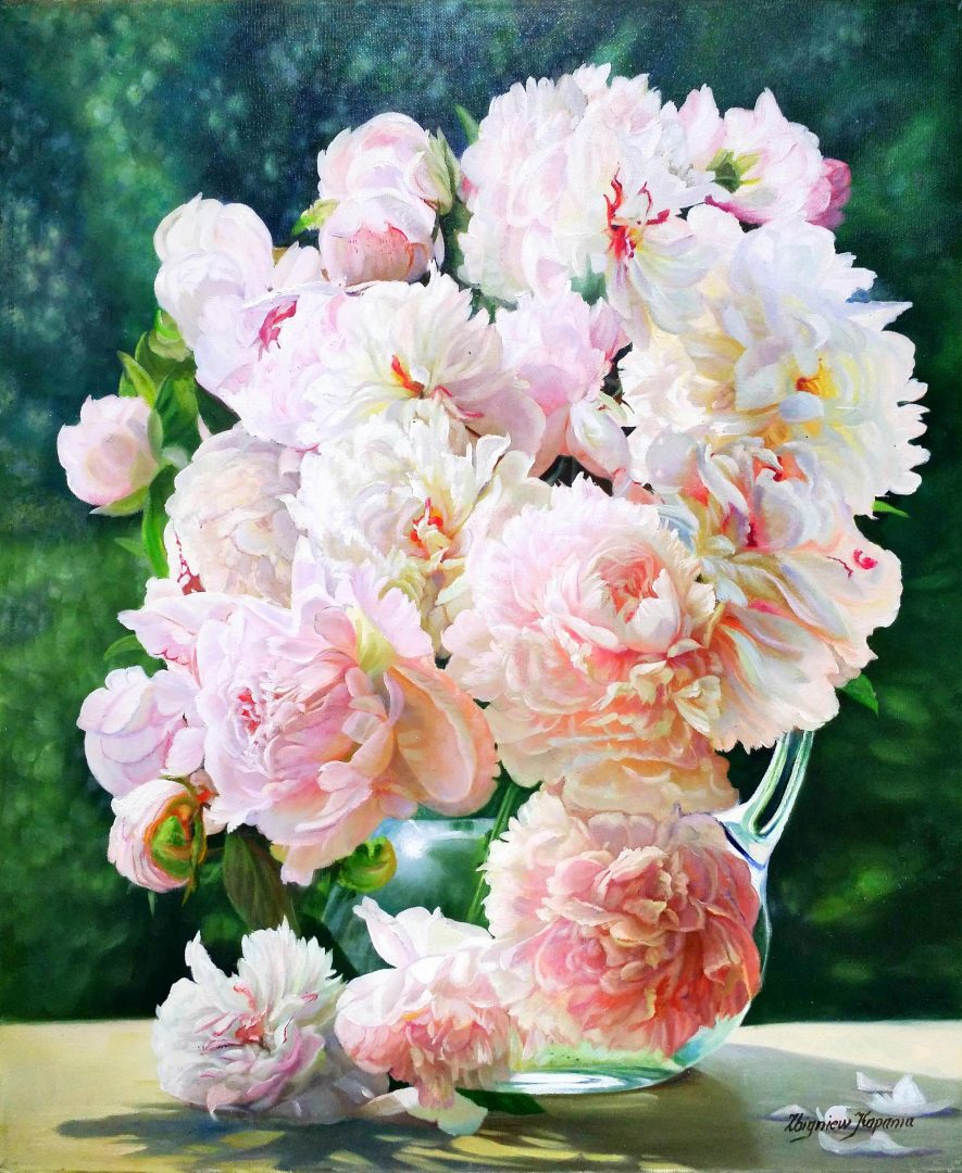 White-and-pink-peonies」油彩12号1905-33.jpg