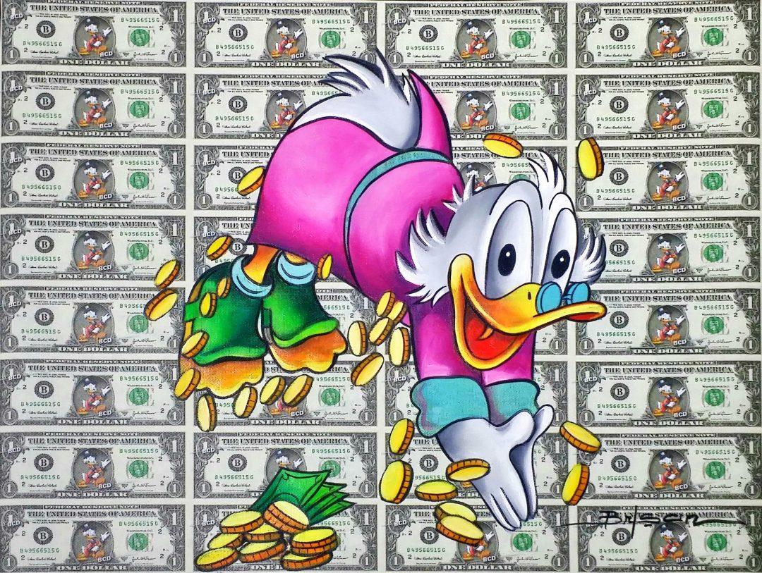 Happy-Duck」ミクスドメディア12号.jpg