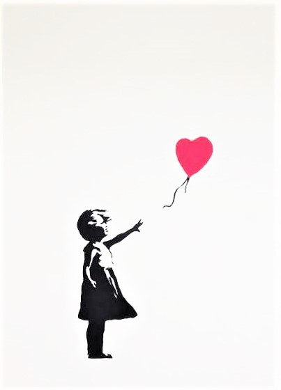 Girl-With-Balloon-WCP-Reproduction」シルクスクリーン70×50cm.jpg
