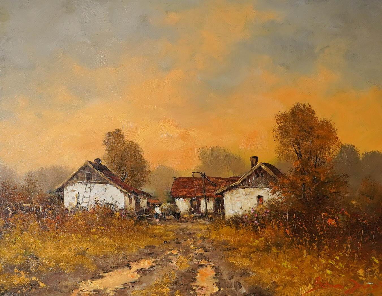 J「Livin-at-farm」油彩6号1810-14.jpg