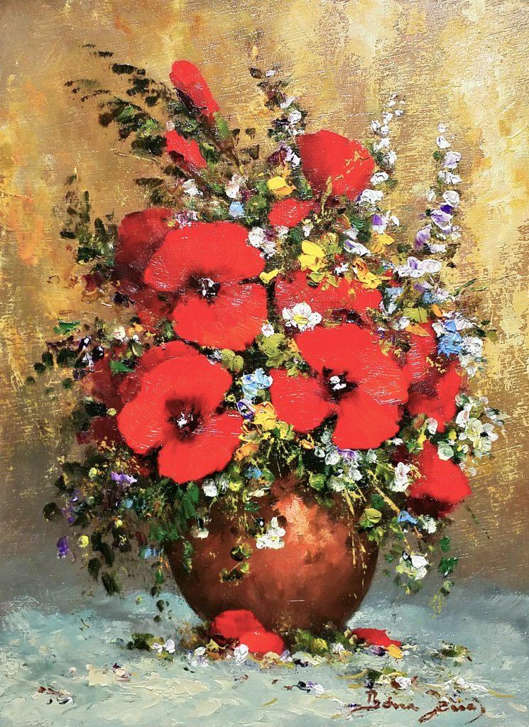 J「Poppies」油彩4号1810-07.jpg