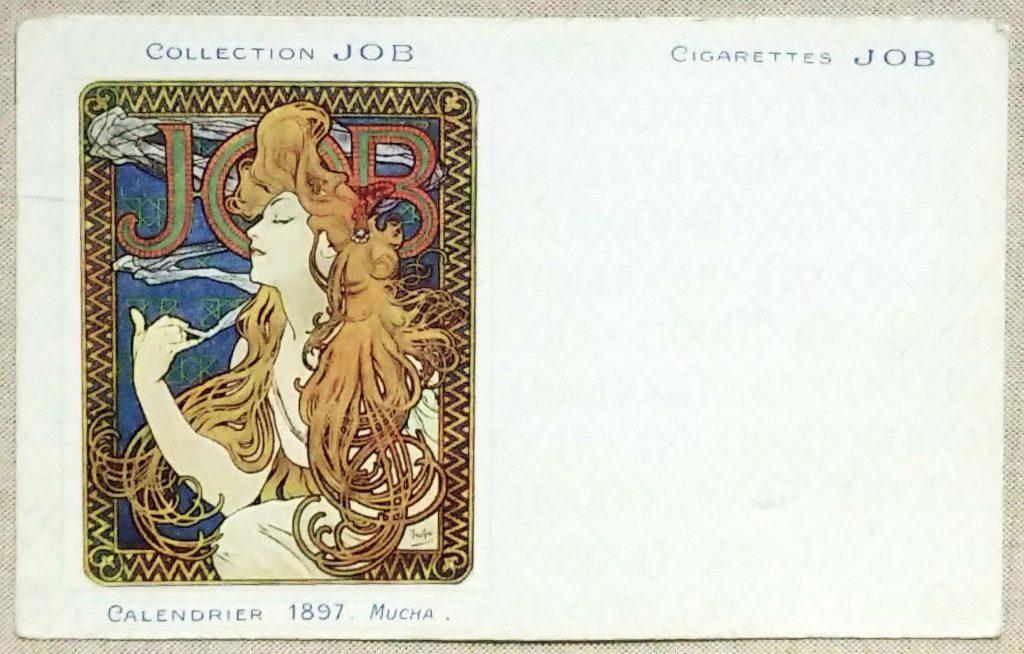 JOB社-1897年3月カレンダー」リトグラフ9×13.8cm2.jpg