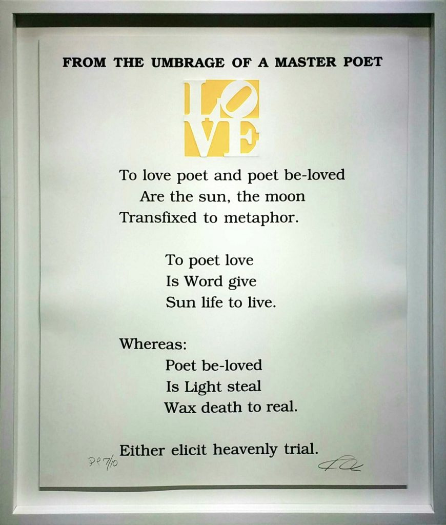 The-Book-of-Love-Poem①」シルクスクリーン61×50.8cm2.jpg