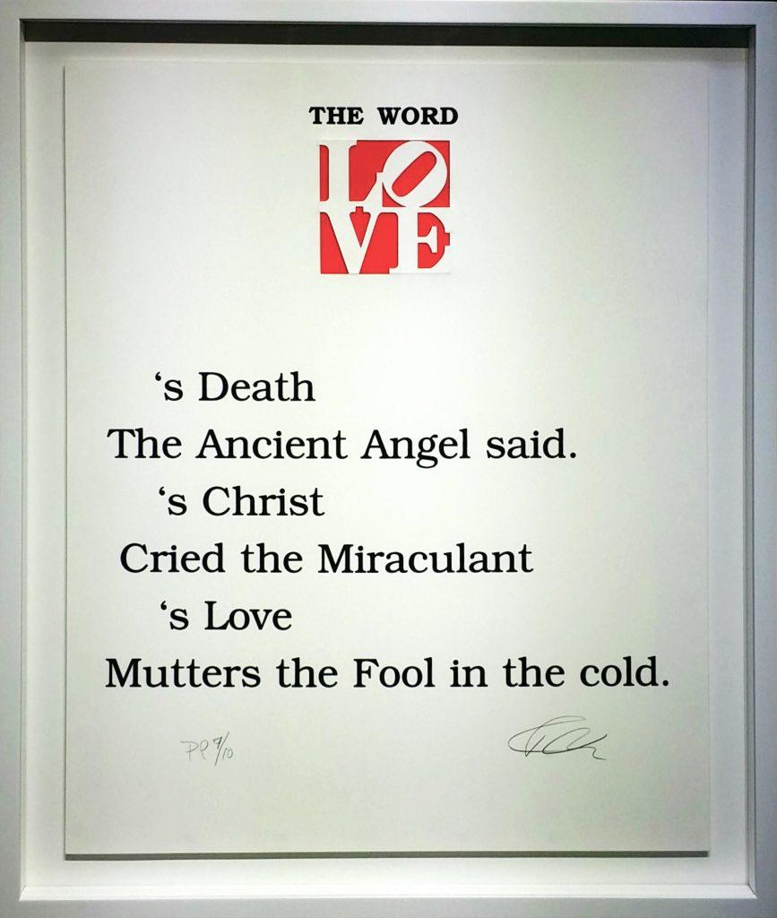 The-Book-of-Love-Poem④」シルクスクリーン61×50.8cm2.jpg