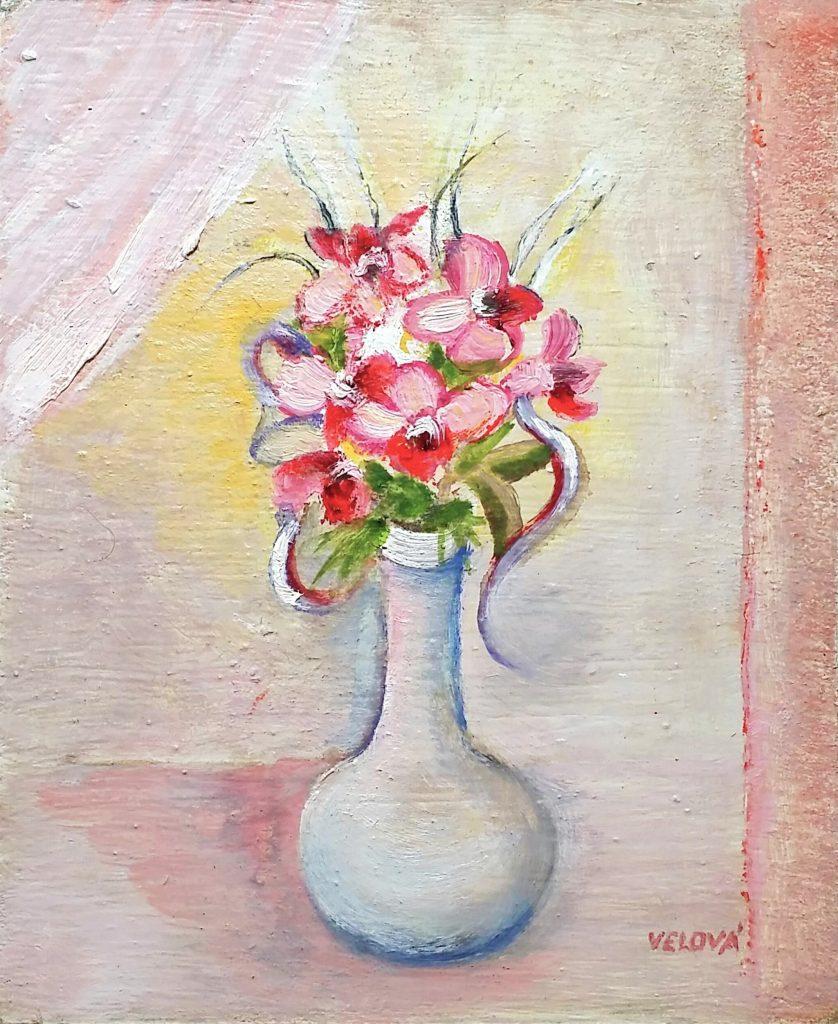 Red-flowers」油彩3号1810-22.jpg