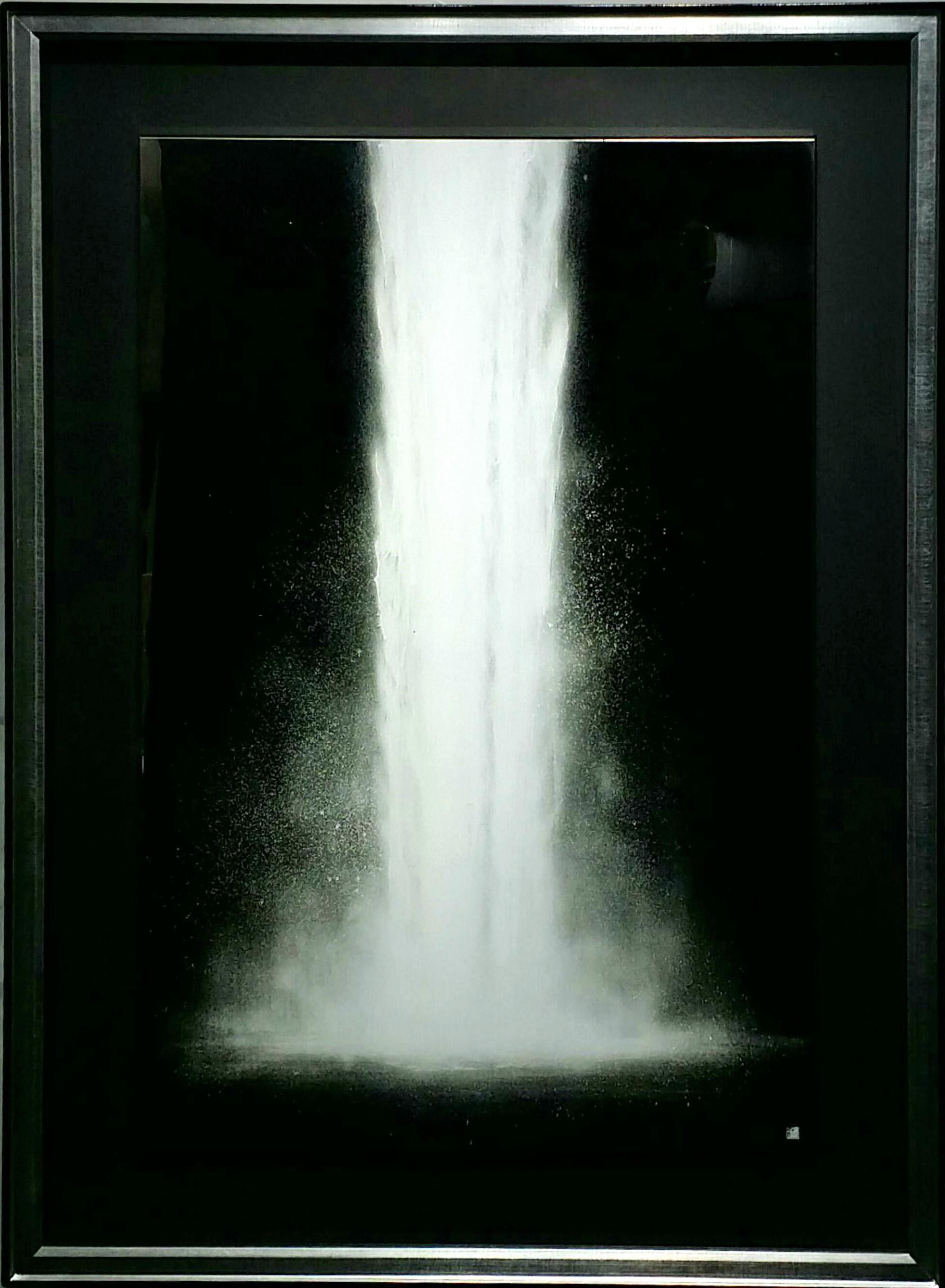 Metalfall3」フォトエッチング70×46.5cm2.jpg