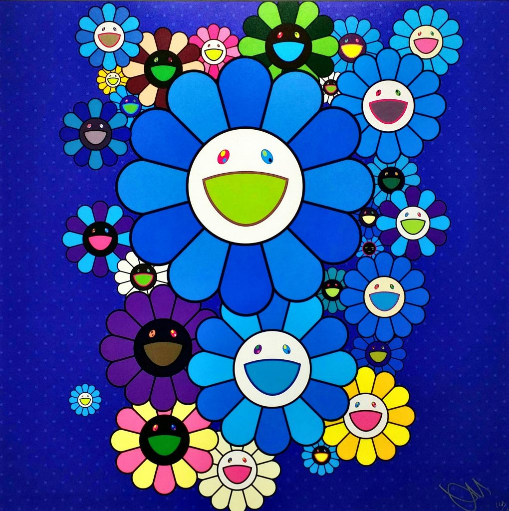 Blue-Velvet」オフセットリトグラフ58.3×58.3cm1.jpg