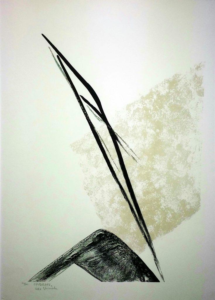 Epigraph-B」リトグラフ手彩色69×50xcm1.jpg