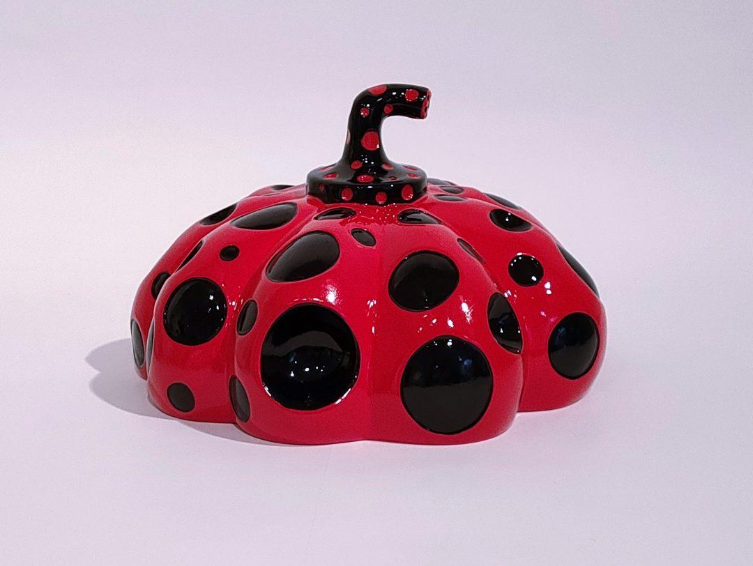 Red-Pumpkin」ポリストーン9×13cm直島限定1.jpg