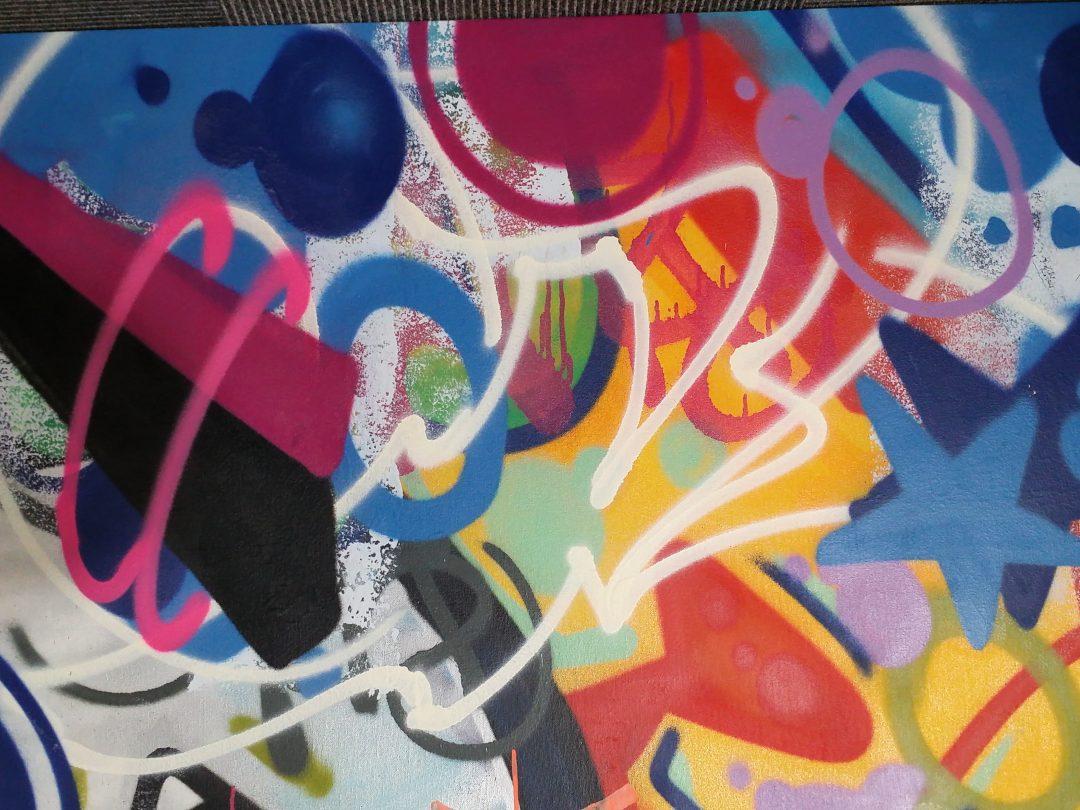 COPE2「Untitled」キャンバスにアクリルステンシル138×122cm5.jpg